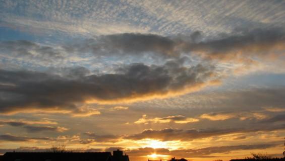 10. Bekijk de zonsopkomst