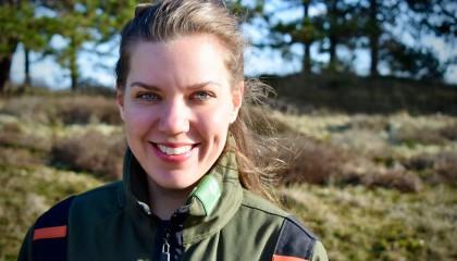Volg de belevenissen van onze boswachters