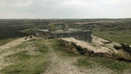 Oorlog in de duinen: ontdek alle Texelse bunkerverhalen